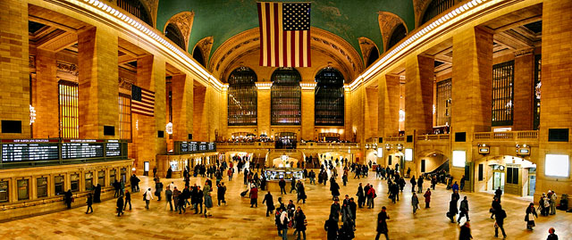 Panorama-Central-Station-New-York-Architektur