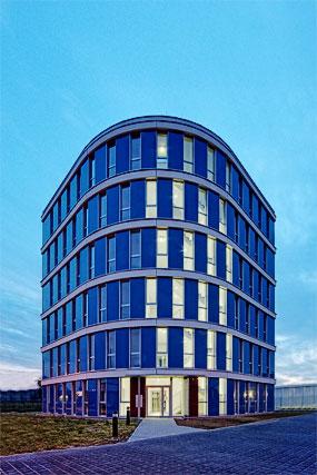 Architekten Regensburg matthias hecht f o t o g r a f i e architektur blaues haus
